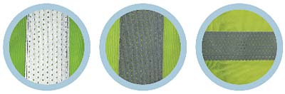 breathable reflective tape